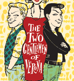 Two Gentlemen of Vernoa Poster