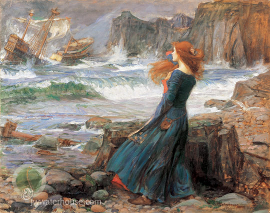 waterhouse_miranda_the_tempest